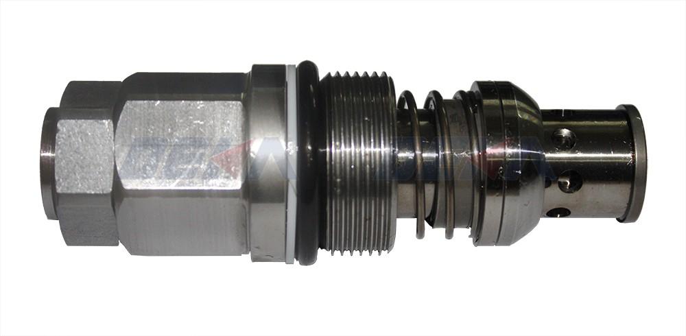 R60-7回转马达溢流阀 带弹簧